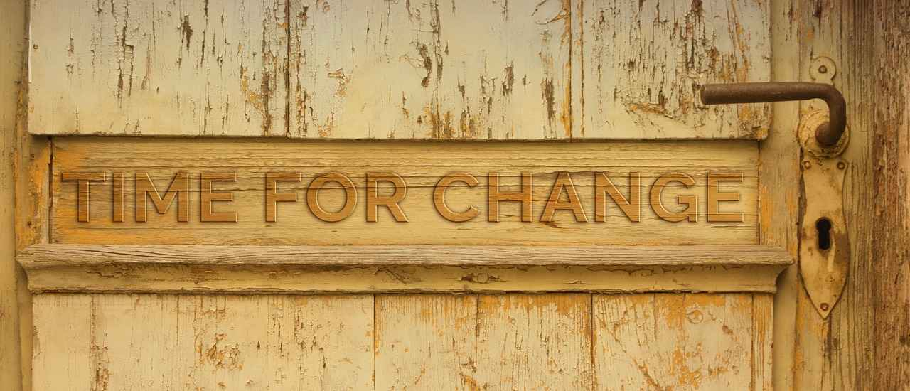 Time For Change - Make a difference